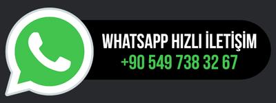 RevMer - Revizyon Merkezi - WhatsApp İletişim Hattı
