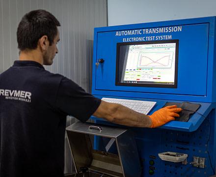Otomatik Şanzıman Revizyonu - 02 - Revmer - Revizyon Merkezi