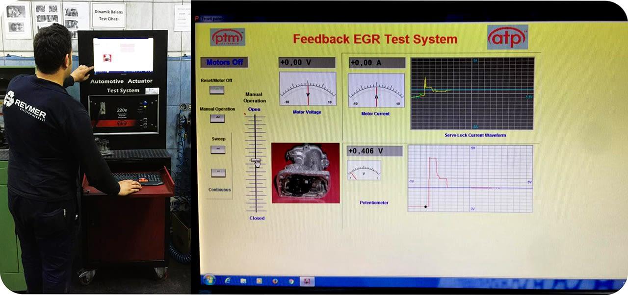 EGR Revizyonu - 03 - RevMer - Revizyon Merkezi