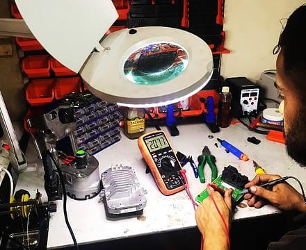 Elektrikli Direksiyon Sistemleri Revizyonu - 04 - RevMer - Revizyon Merkezi