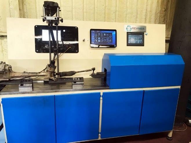 Direksiyon Kutusu Revizyonu Test Aracı - 01- Revmer - Revizyon Merkezi